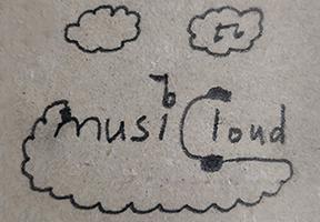 régi musiCloud logo